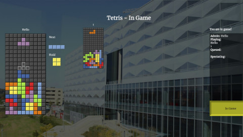 Tetris (with friends)
